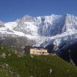 Bäregg Berghaus
