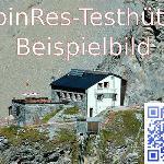 AlpinRes-Testhütte